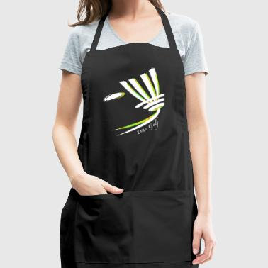 Disc Golf Basket - Adjustable Apron