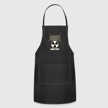 Nuclear Assault Game Over - Adjustable Apron