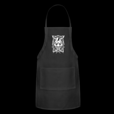 evil of piece - Adjustable Apron