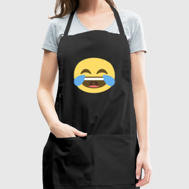 Crying Laughing - Adjustable Apron