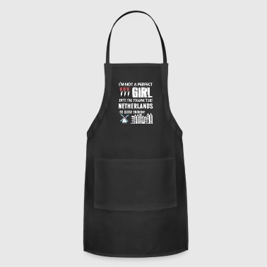 But I'm From The Netherlands T Shirt - Adjustable Apron