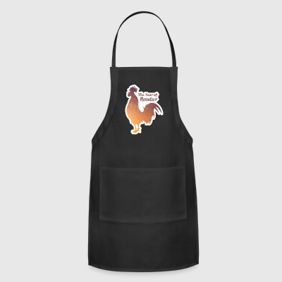 Year of Rooster - Adjustable Apron