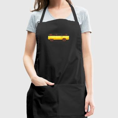 Yellow Van - Adjustable Apron