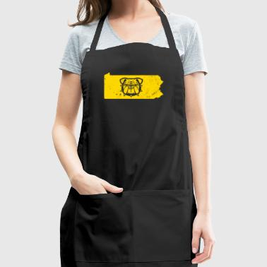 Pennsylvania Personalized Marine Gifts For Marines - Adjustable Apron