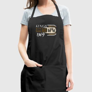 Gothic Birthday Kings Castle Born 1984 - Adjustable Apron