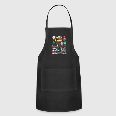 friends tv - Adjustable Apron