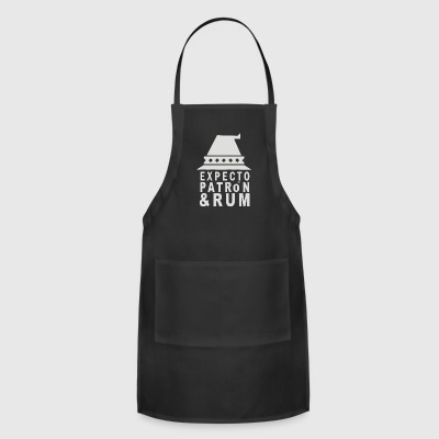 Expecto Patron Rum - Adjustable Apron