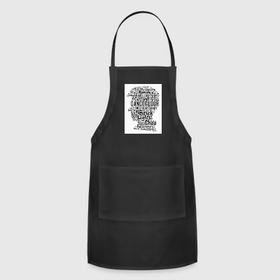alex turner arctic - Adjustable Apron