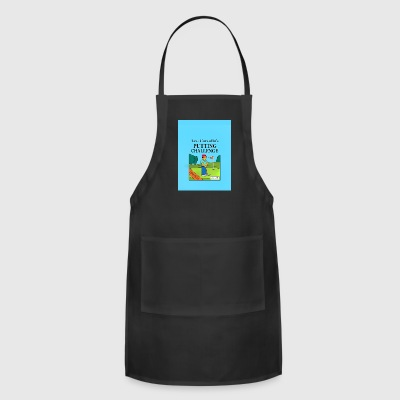 Lee Carvano's Putting Challenge - Adjustable Apron