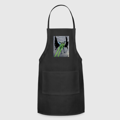 King Gatsby's Holiday retina lazers - Adjustable Apron