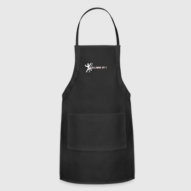 Climb it! - Adjustable Apron