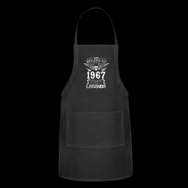 1967 - Adjustable Apron