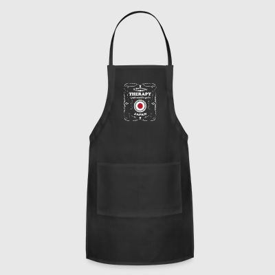 DON T NEED THERAPIE WANT GO JAPAN - Adjustable Apron