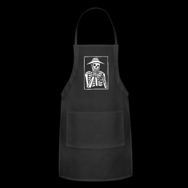 Smoker - Adjustable Apron