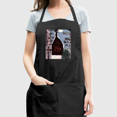 Russian Shrine - Adjustable Apron
