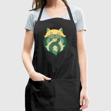 Zen Cat - Adjustable Apron