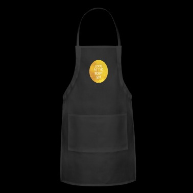 bright - Adjustable Apron