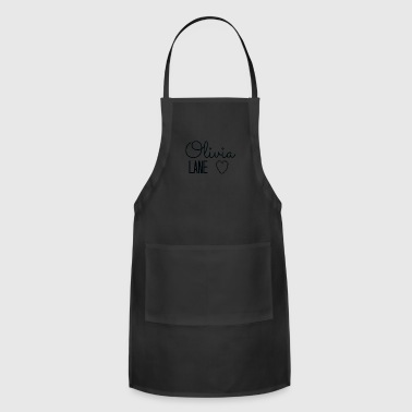 Olivia Lane Heart - Adjustable Apron