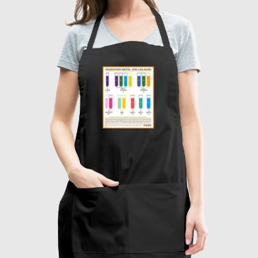 transition metals - Adjustable Apron