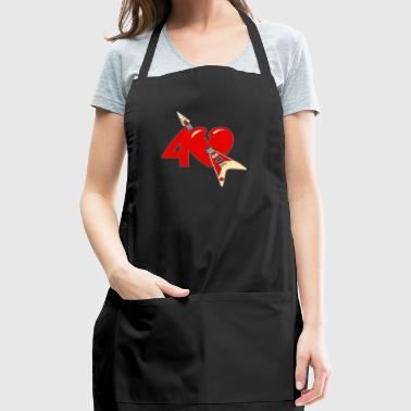 40TH ANNIVERSARY TOUR - Adjustable Apron