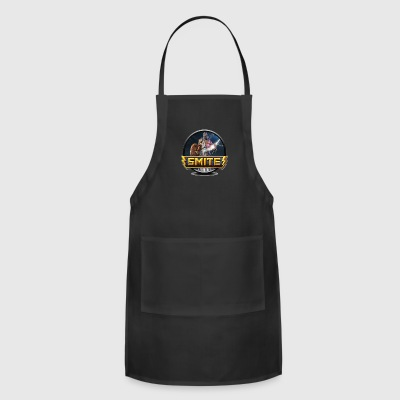 Smite Zeus Logo - Adjustable Apron