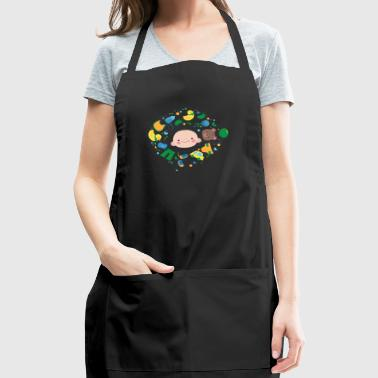 GIFT - BABY DESIGN - Adjustable Apron