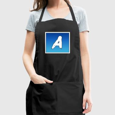 The Letter A - Adjustable Apron