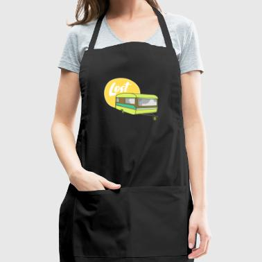 Lost caravan holiday - Adjustable Apron