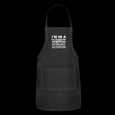 relationship with ASTROLOGY - Adjustable Apron