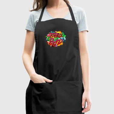 Totally Rad - Adjustable Apron