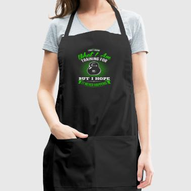 Training for - Adjustable Apron