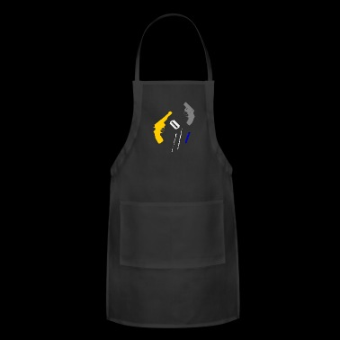 cocain - Adjustable Apron