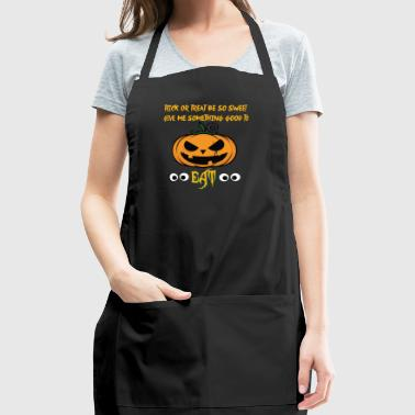 TRICK OR TREAT BE SO SWEET - Adjustable Apron