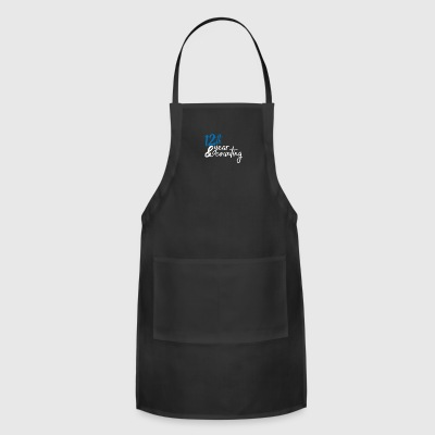 12 year counting - Adjustable Apron