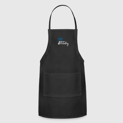 17 year counting - Adjustable Apron