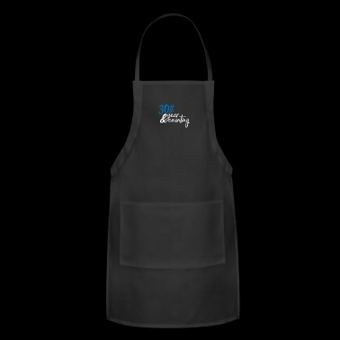 30 year counting - Adjustable Apron