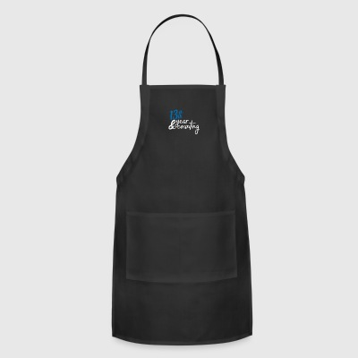 13 year counting - Adjustable Apron