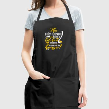 Cook Kitchen Household Cooking Gift - Adjustable Apron