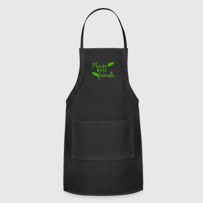 Plants Are Friends - Adjustable Apron