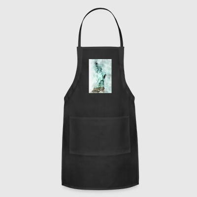 statue of liberty - Adjustable Apron