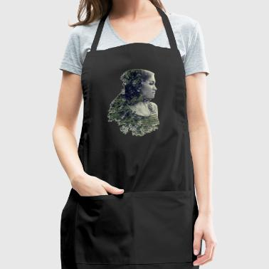 Woman Forest - Save the forest - Adjustable Apron