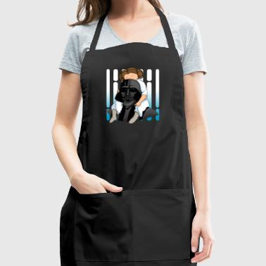 Number One Dad - Adjustable Apron