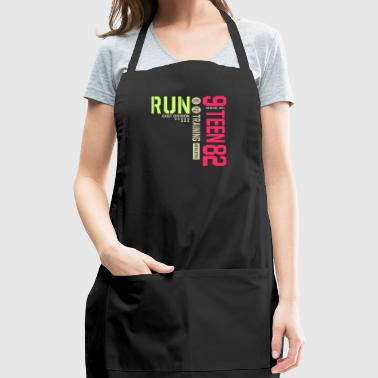 Run east division - Adjustable Apron