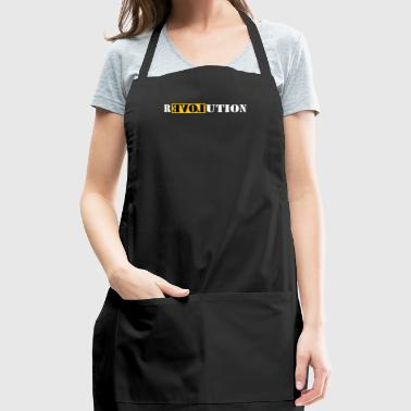 Revolution Government Obama - Adjustable Apron