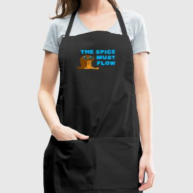 The Spice Must Flow - Adjustable Apron