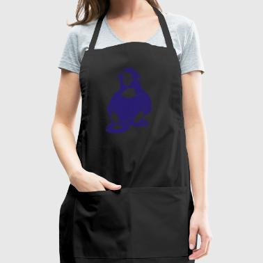 Dj Mona Lisa - Adjustable Apron