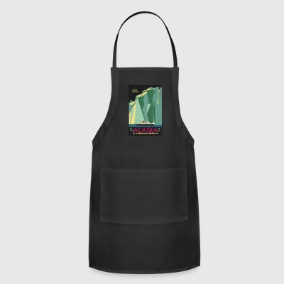 Alaska Cruise Taku Gacier - Adjustable Apron