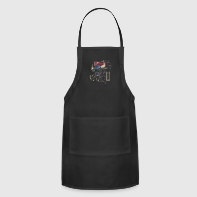 Master Bison - Adjustable Apron
