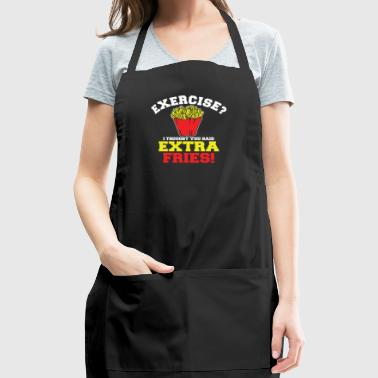 Exercise - Adjustable Apron