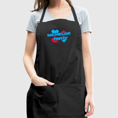 Bachelor Party - Adjustable Apron